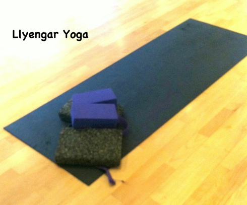 Llyengar yoga