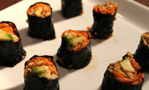 Retro-sushi