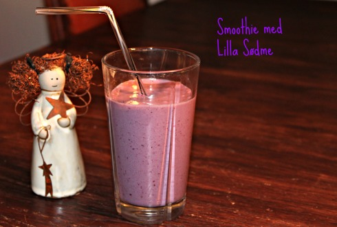 lilla smoothie