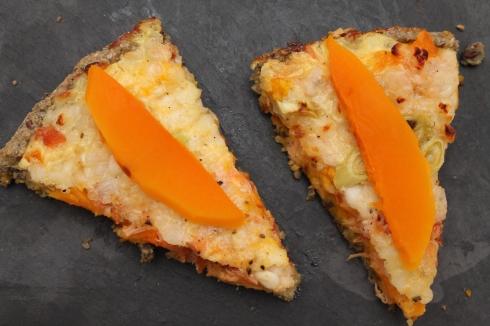 Græskartærte